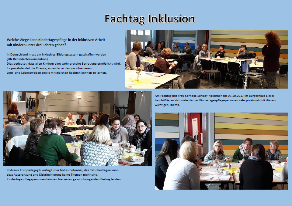 Fachtag Inklusion Website